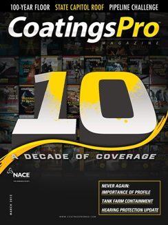 CoatingsPro magazine features TruQC app