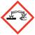 Corrosion OSHA hazard icon