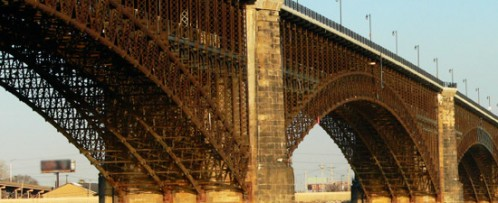 TruQC Eads Bridge project