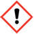 Exclamation mark OSHA hazard icon