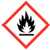 Flame OSHA hazard icon