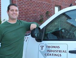 Derek Goff Thomas Industrial Coatings