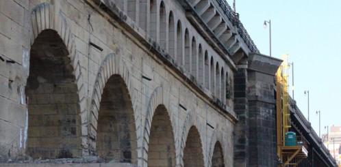TruQC job site documentation iPad app on Eads Bridge restoration St. Louis