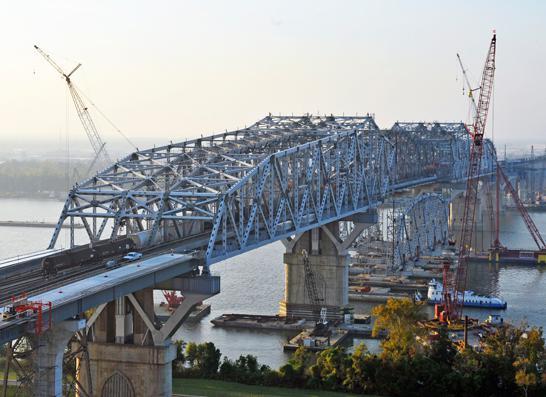 Bridge restoration