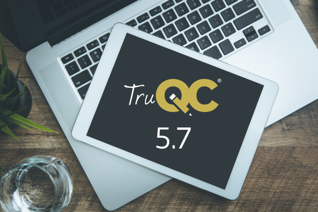 TruQC 5.7 is available now!