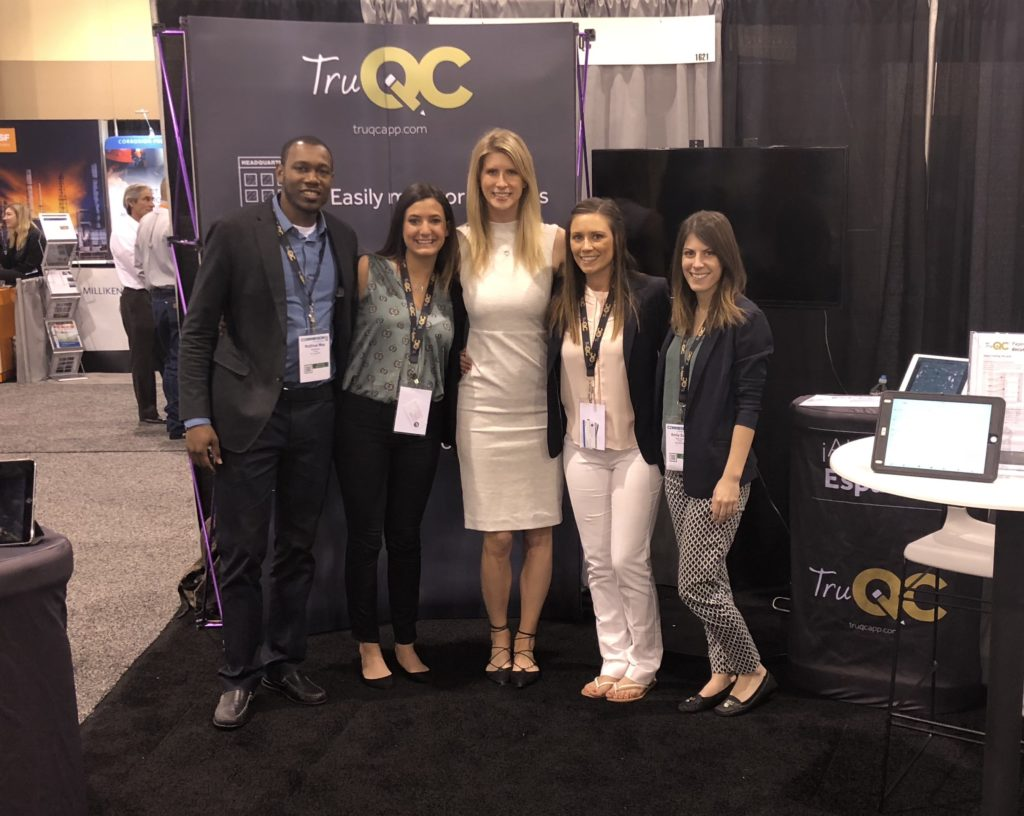 TruQC team at Booth 1621