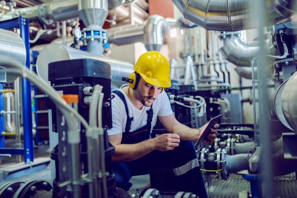 digitization of refinery turnaround